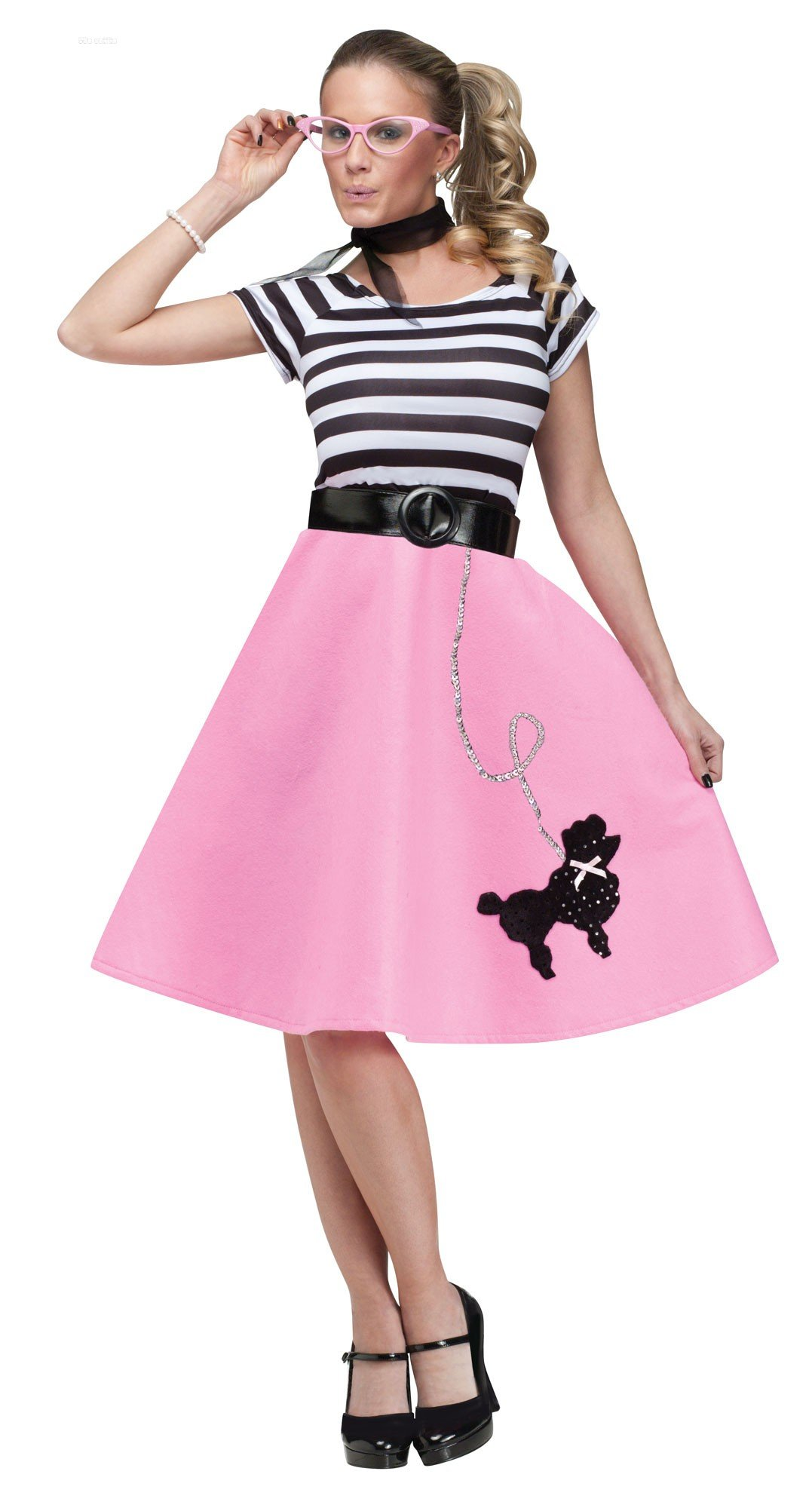 50s Attire | 1950s Poodle Skirt | 50s Men Attire