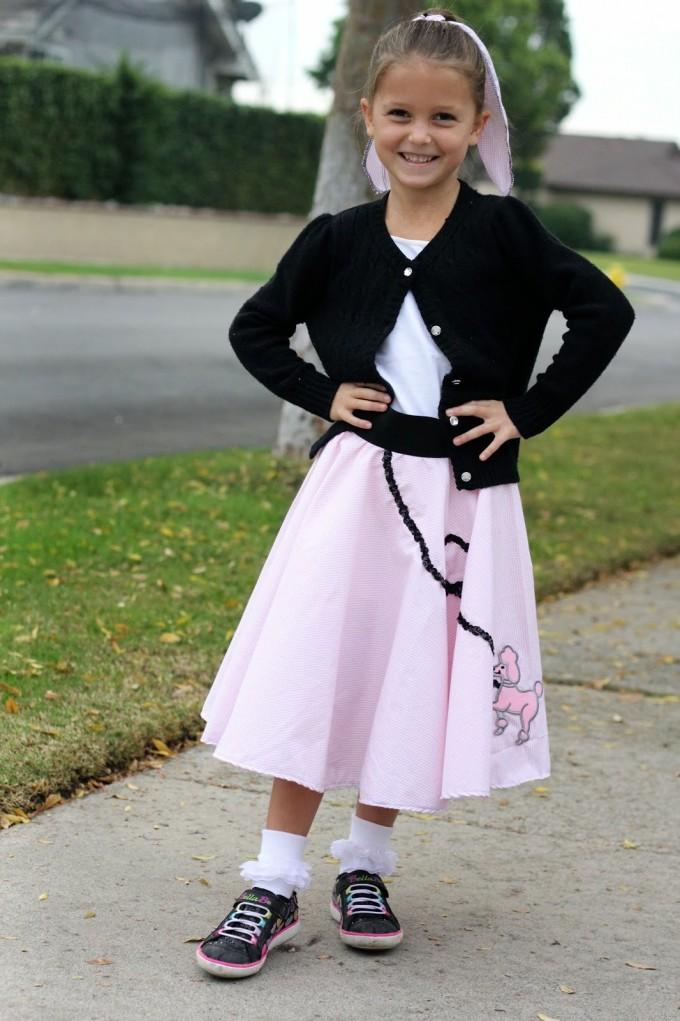50s Attire | 50s Skirt | Boys 50s Attire