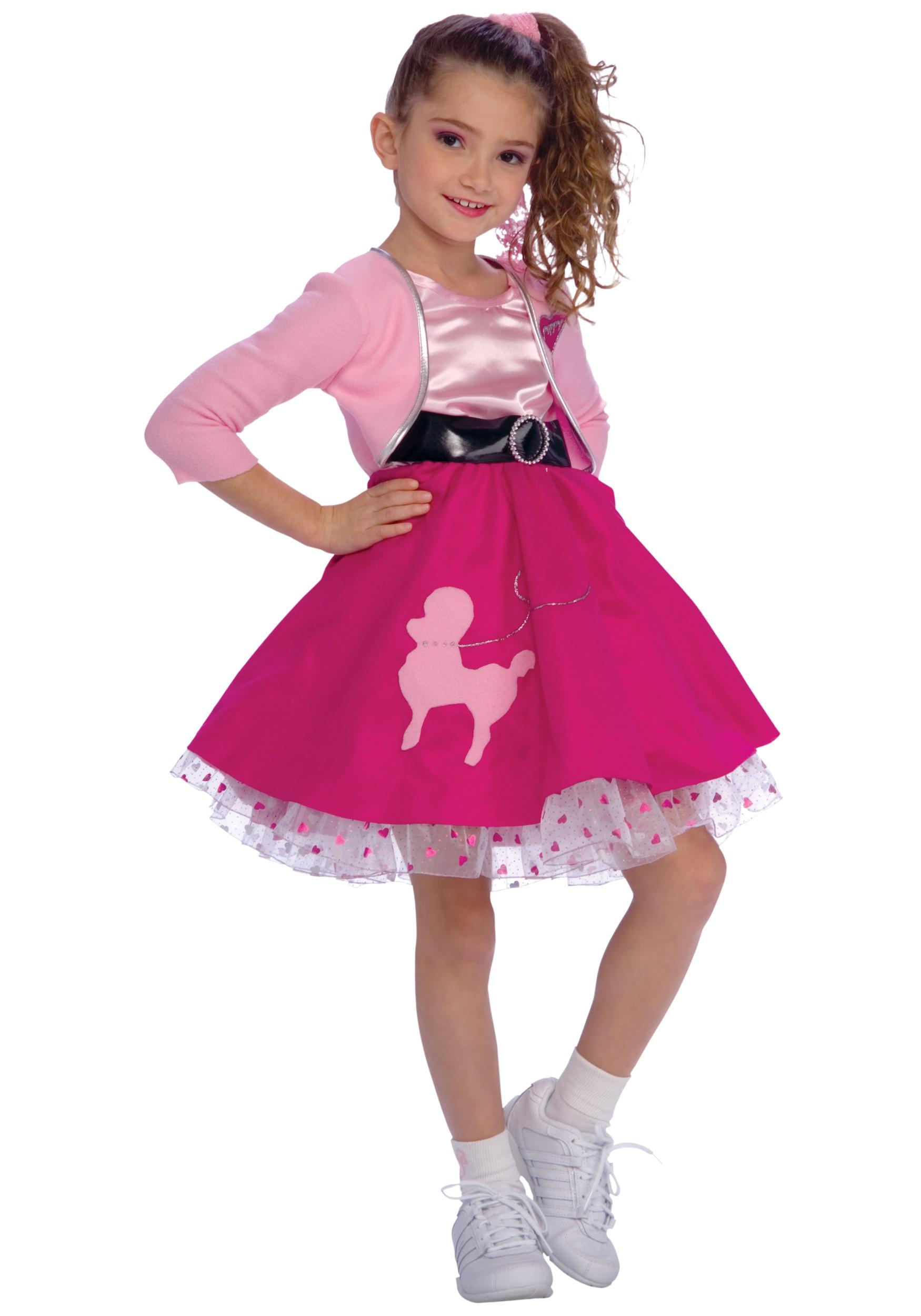 50s Dress Up   Cheap Poodle Skirts   50s Attire