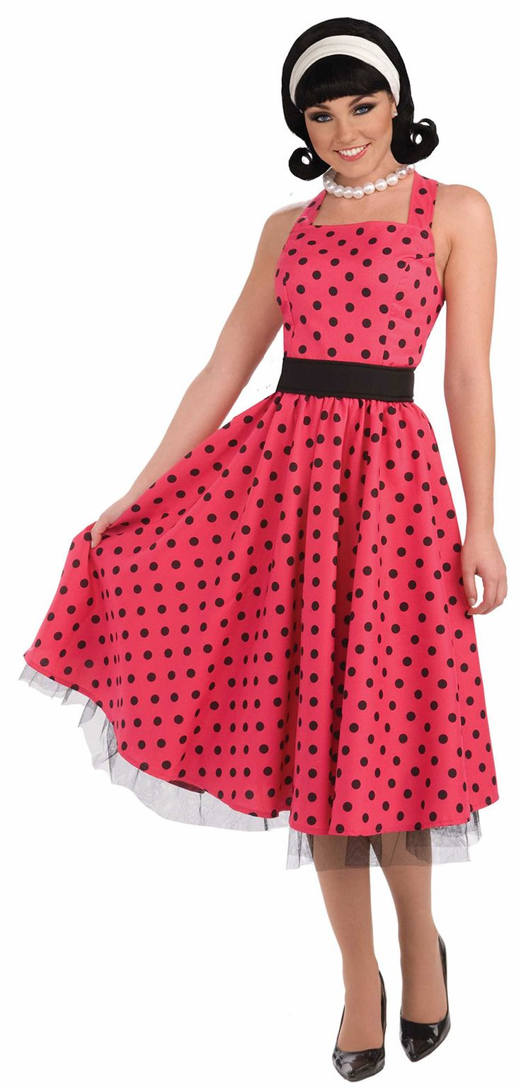 50s Poodle Skirt Costume | Sandy Grease Costume | 50s Attire