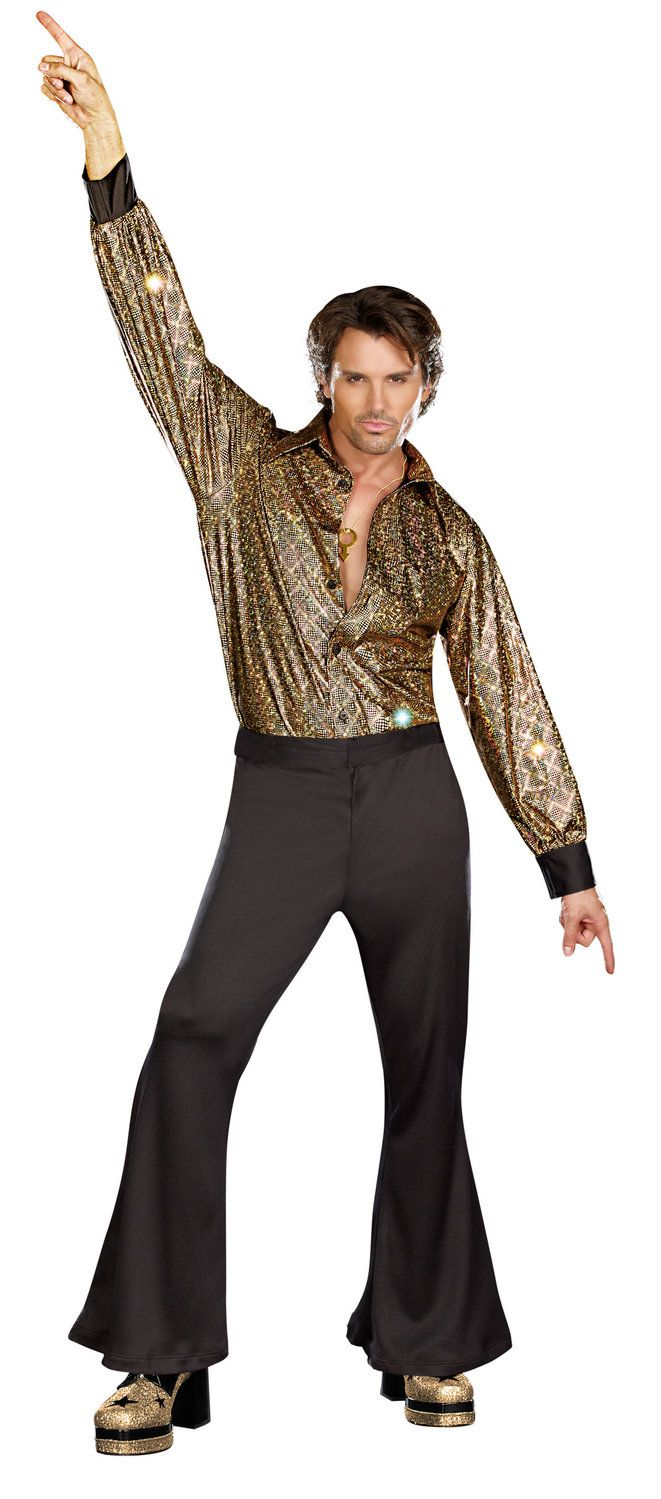 70s Attire | 70s Disco Attire | Vegas Costume Ideas