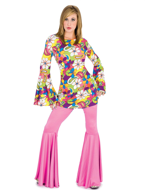 70s Attire | Gogo Dancer Costume | 1980 Attire