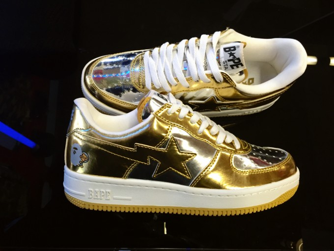 A Bathing Ape Bapesta | Bapesta | Bape And Ape Shoes