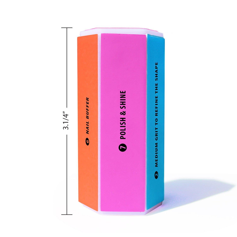 Acrylic Nail Buffer | Nail Buffer | Nail Buffer Cream