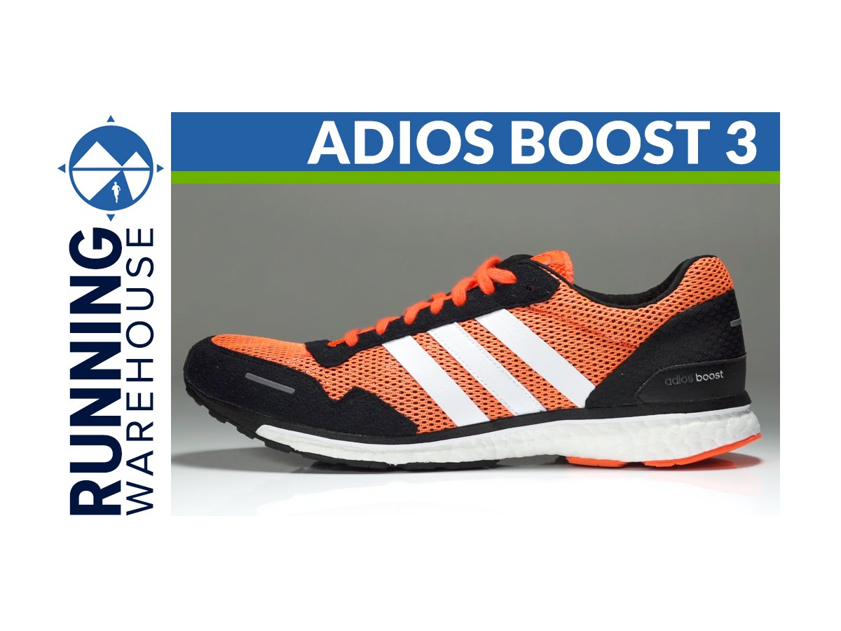 Adidas Adios | Adizero Adios 3 | Adidas Adizero Adios