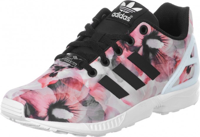Adidas Zx Flux Blue   Zx Flux Shoes Adidas   Zx Flux Floral