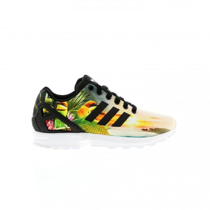 Adidas Zx Flux Floral | Zx Flux Floral | Adidas Zx Flux Mens