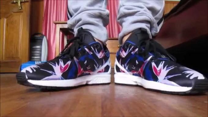 Adidas Zx Flux Floral | Zx Flux Prism | Zx Flux Floral