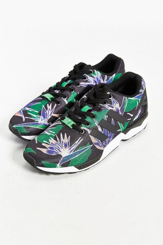 Adidas Zx Flux Men | Adidas Floral Print | Zx Flux Floral