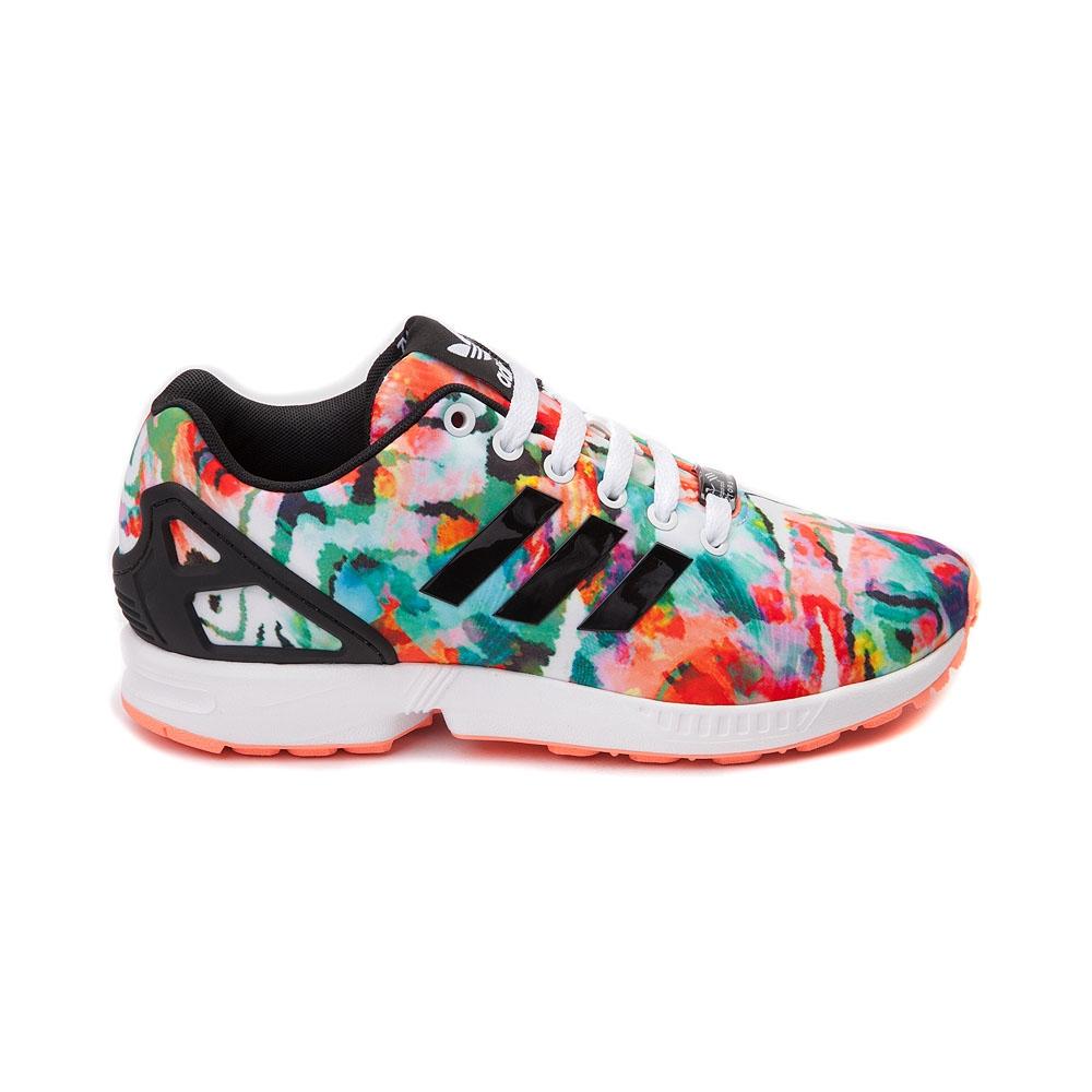 Adidas Zx Flux Multicolor | Adidas Zx Flux Champs | Zx Flux Floral