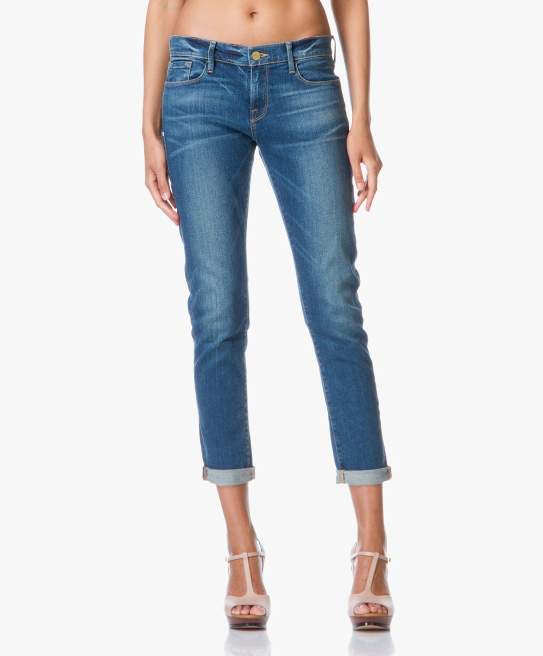 Admirable Frame Denim Le Garcon | Incredible Gap Slouchy Skinny Jeans