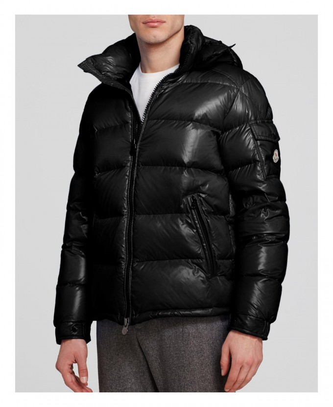 Admirable Moncler Maya | Mesmerizing Balmain Leather Jackets