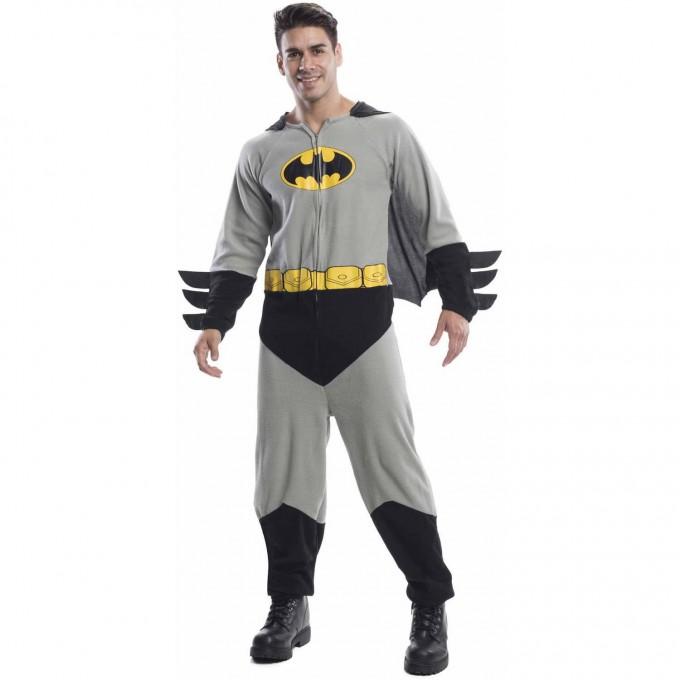 Adult Batman Onesie | Batman Onesie | Batman Pajamas Adults