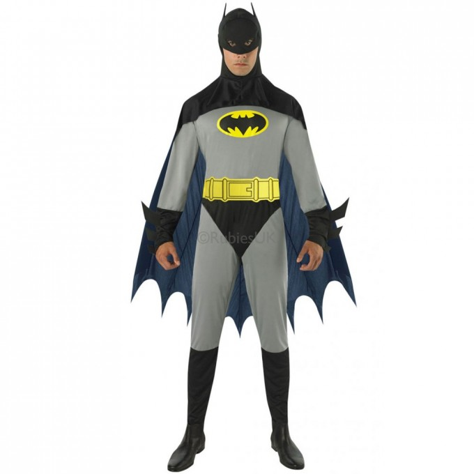 Adult Superhero Onesie | Batman Onesie | Adult Onesie Batman