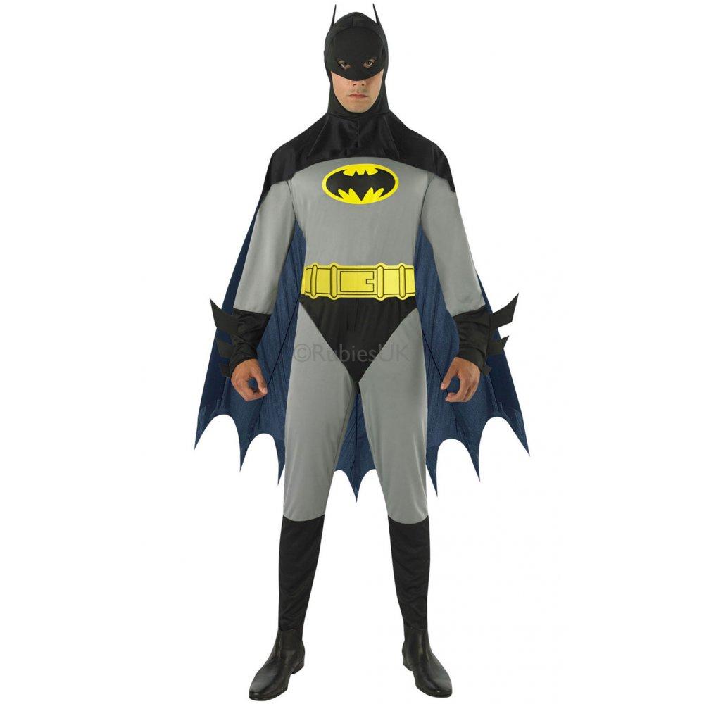 Adult Superhero Onesie | Batman Onesie | Adult Onesie Batman