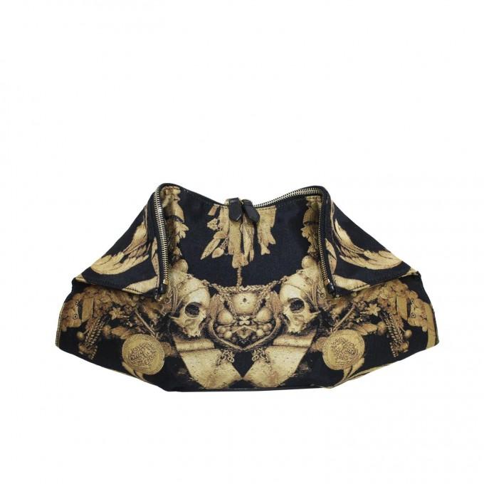 Alexander Mcqueen Shoulder Bag | Mcqueen Heroine Bag | Alexander Mcqueen Bags