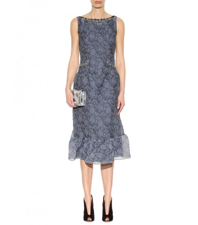 Alluring Erdem Lace Dress | Charming Erdem Dress Style