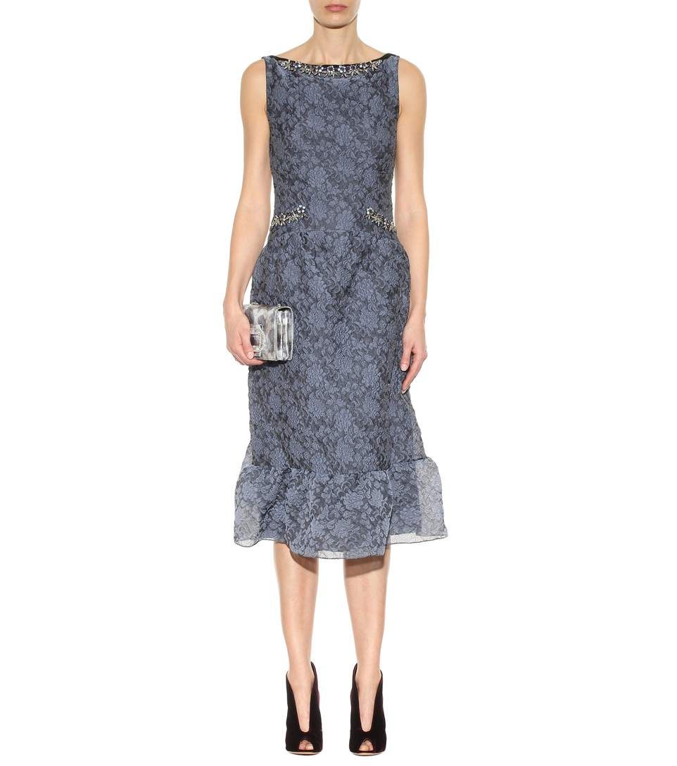 Alluring Erdem Lace Dress | Charming Erdem Dress Style