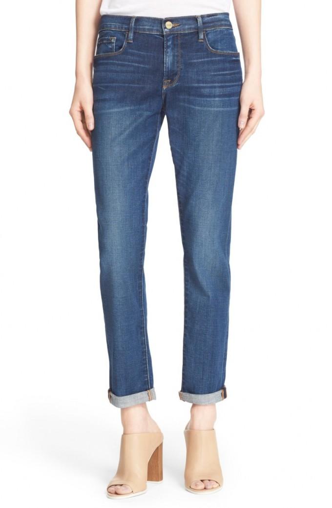 Amusing Frame Denim Le Garcon | Cute Frame Le Garcon Jeans