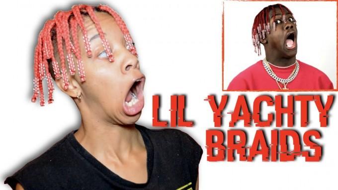 Asap Rocky Braids | French Braids For Guys | French Braid Cornrows