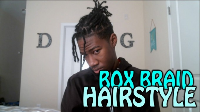 Asap Rocky Braids | Short Braiding Styles | Boys Braided Hair