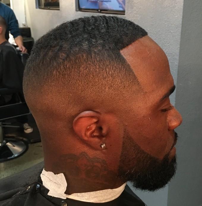 Bald Fade | Brook Haircut | Top Haircut