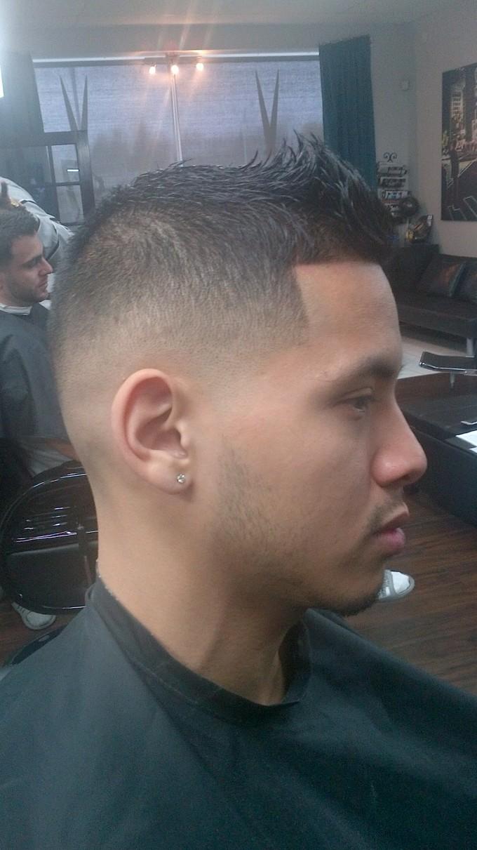 Bald Fade | Haircut Fades For Men | Brook Haircut