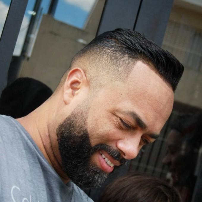 Bald Fade | How To Cut A Bald Fade | Mid Fade Pompadour