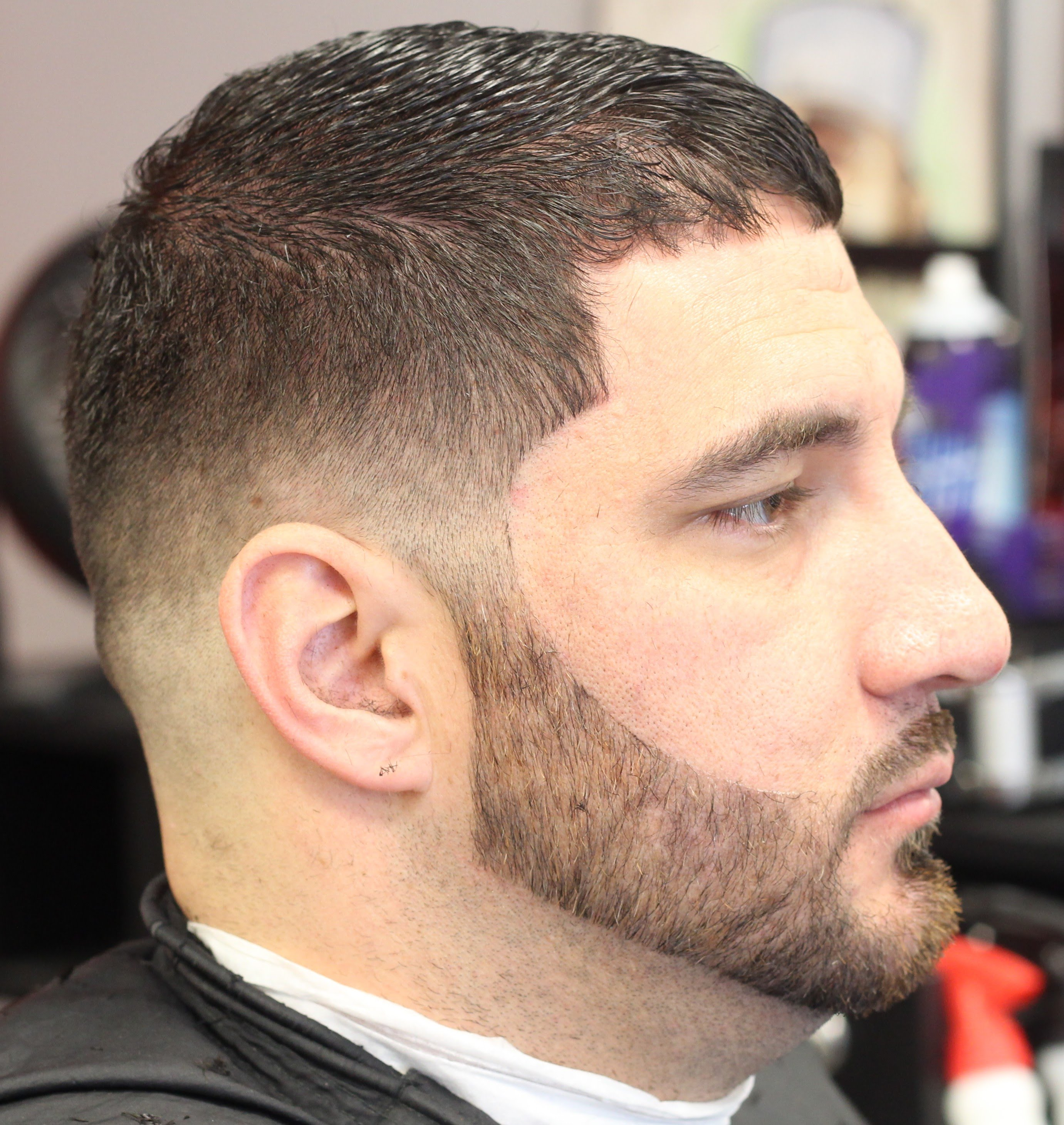 Bald Fade | Men's Taper Fade Haircut | Fades Haircuts