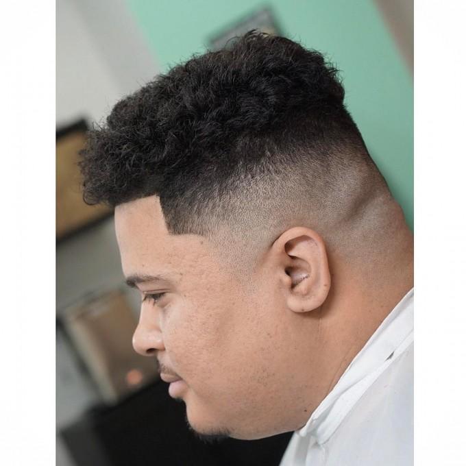 Bald Fade | Short Hair With Fade | Men's Taper Fade Haircut