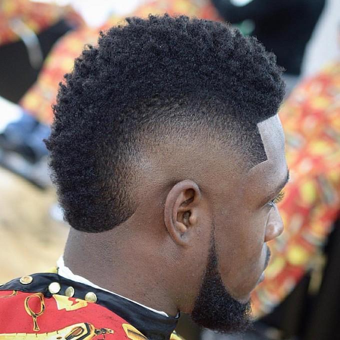 Bald Fade   Taper Haircut   Mens Tapered Haircut