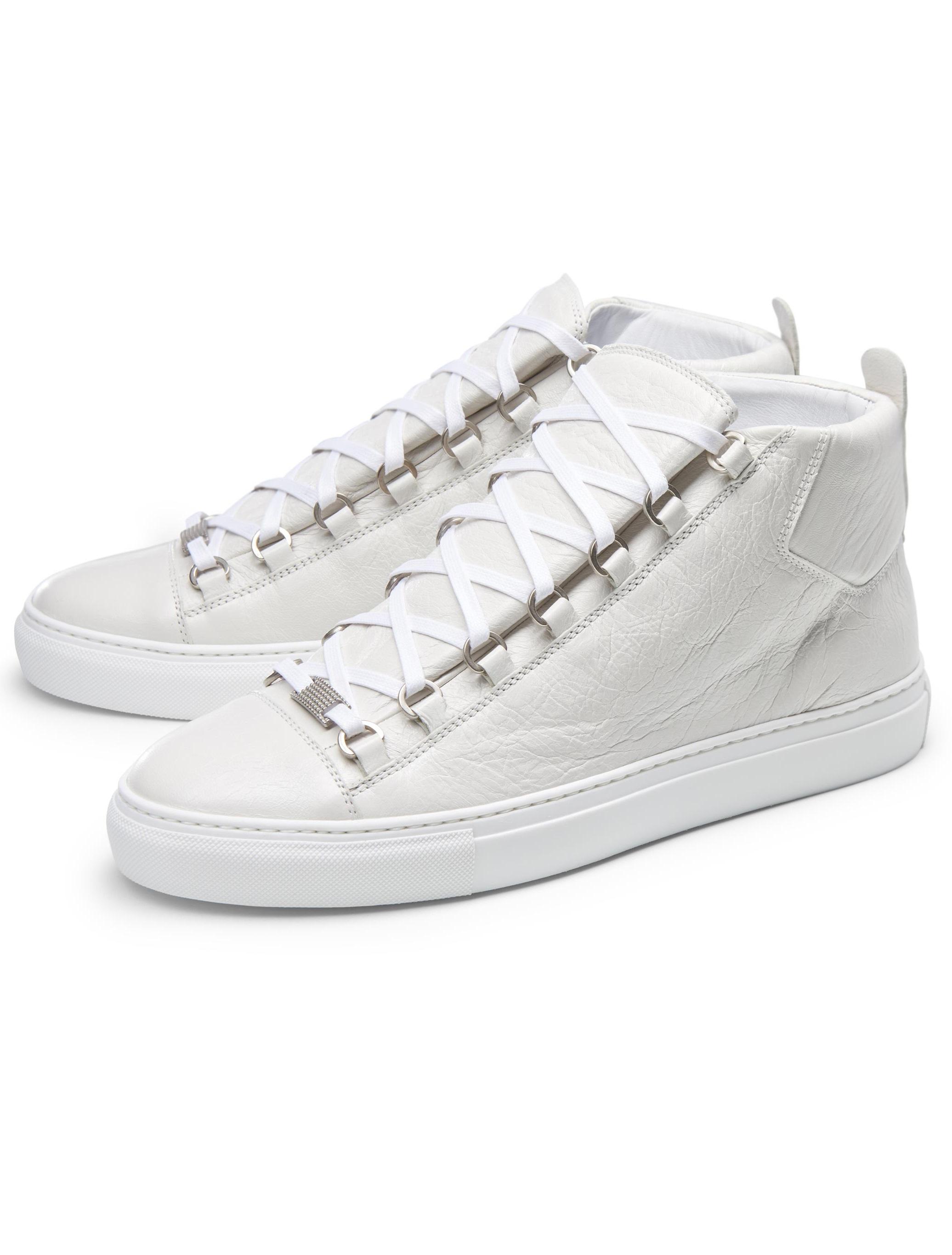 Balenciaga Arena Sneakers | Balenciaga Mens Sneakers | Grey Balenciagas