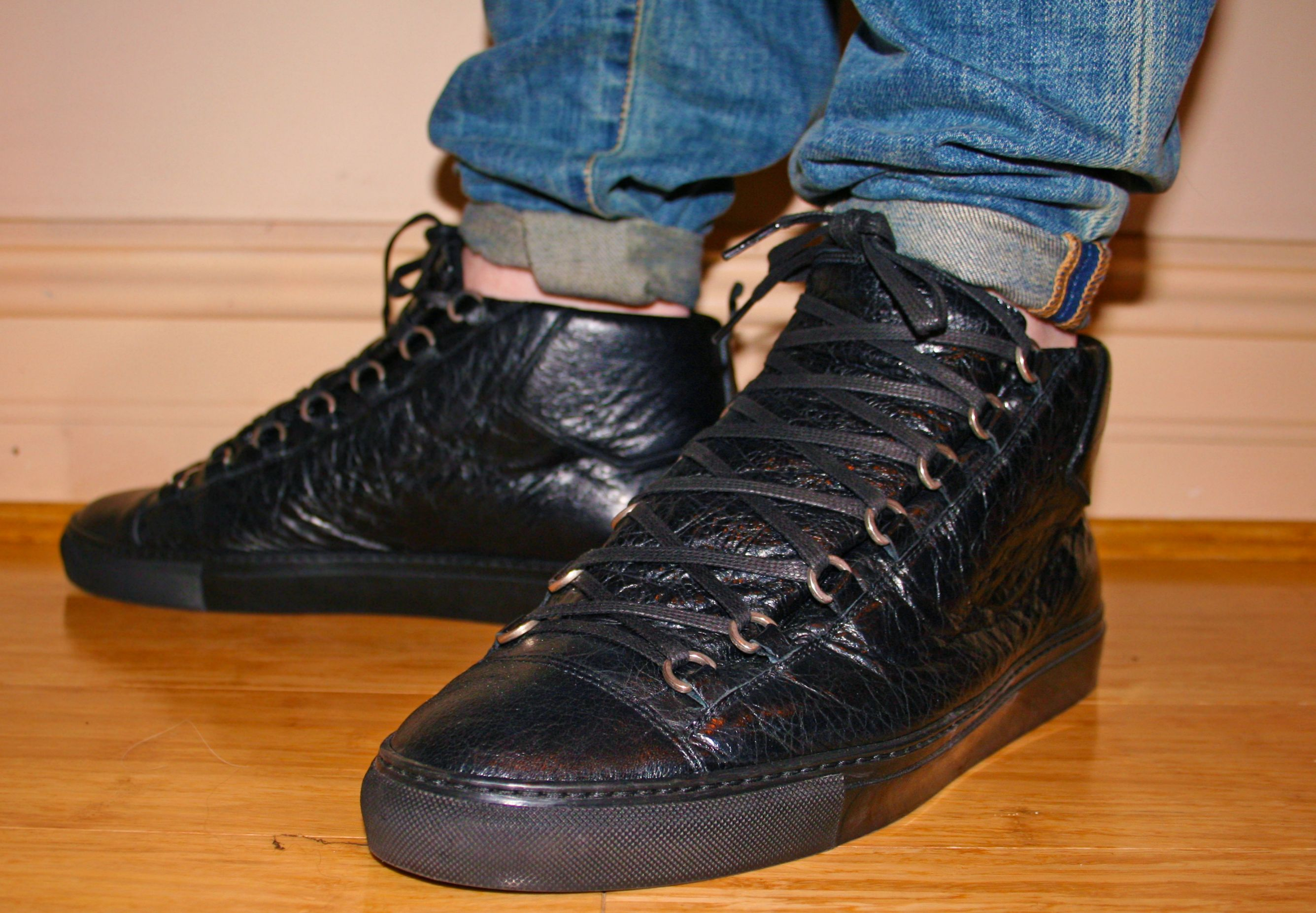 Balenciaga Arena Sneakers | Balenciaga Nordstrom | Balenciaga Arena Low