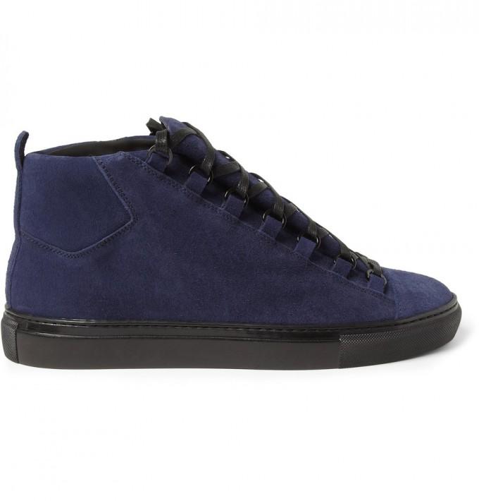 Balenciaga Arena Sneakers Blue | Balenciaga Arena Sneakers | Women Balenciaga Sneakers