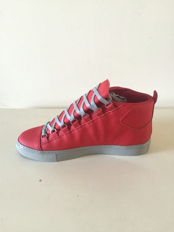 Balenciaga Arena Sneakers | Chanel High Tops | Balenciaga Arena Sneakers Black