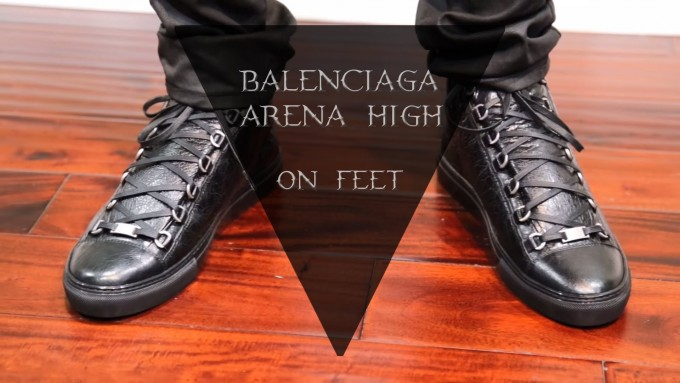 Balenciaga Arena Sneakers | White High Top Sneakers Mens | Mens Christian Louboutin Shoes