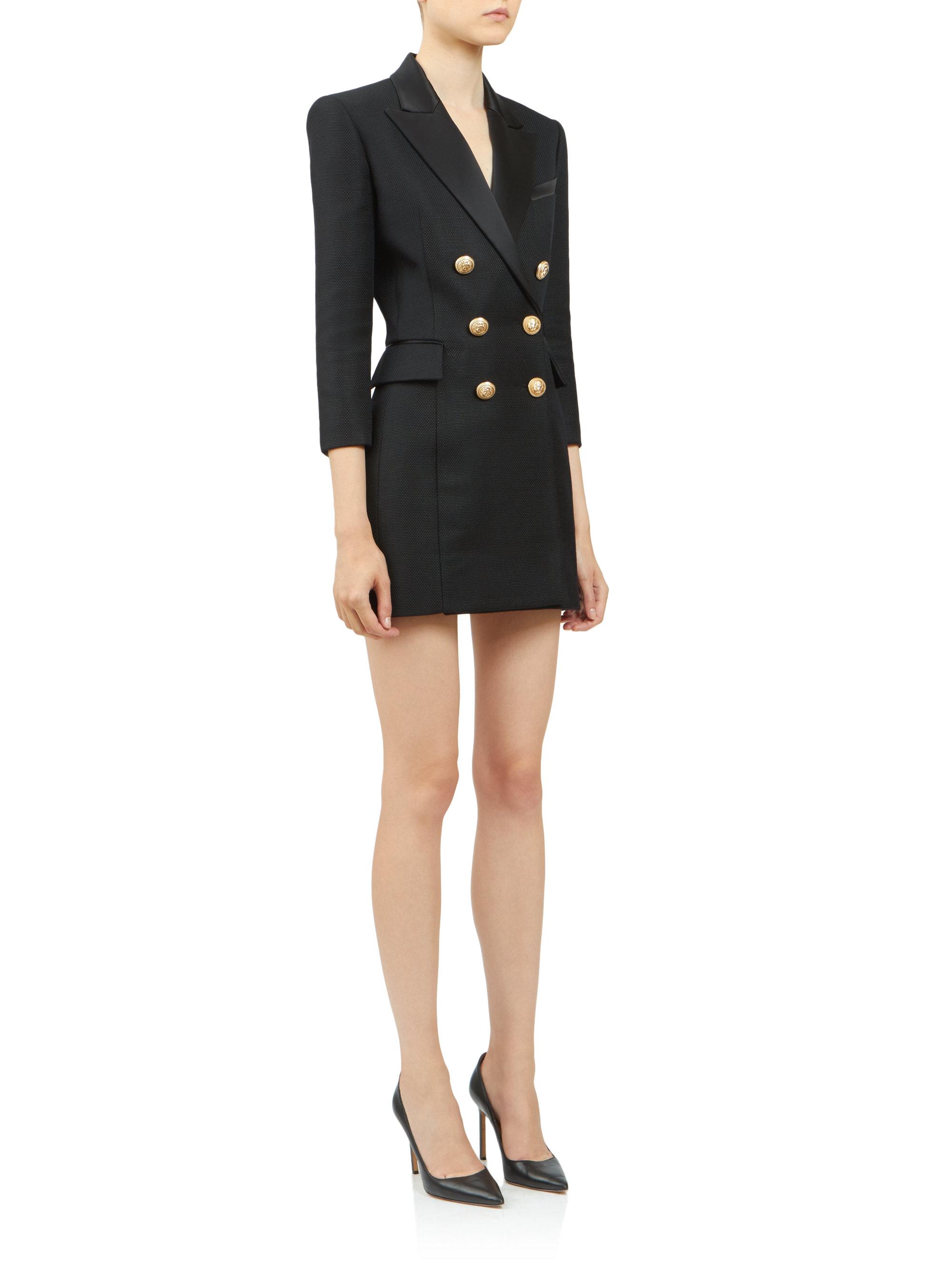 Balmain Coat | Balmain Blazer Replica | Balmain Double Breasted Blazer