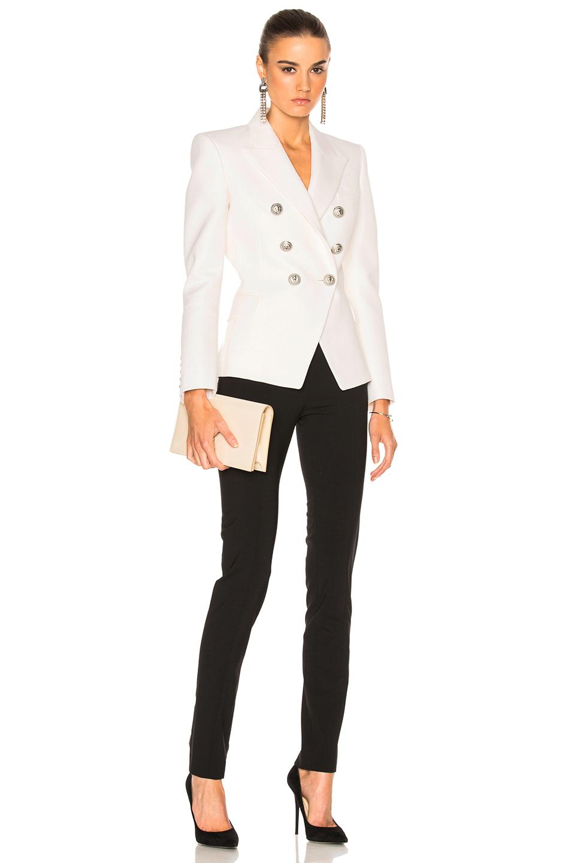 Balmain Double Breasted Blazer | Balmain Gowns | Balmain Short Dress