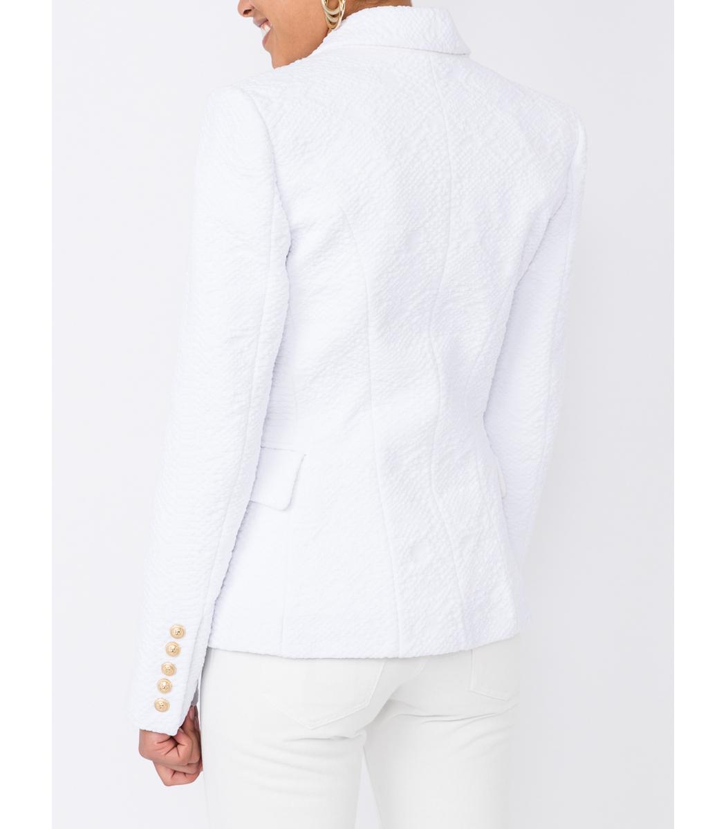 Balmain Double Breasted Blazer | Balmain Mini Dress | Balmain Coats