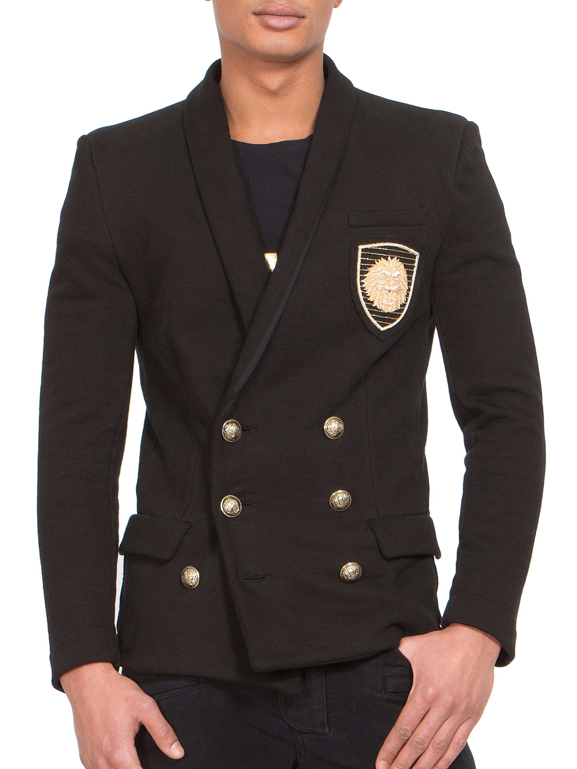 Balmain Dress Price | White Blazer Gold Buttons | Balmain Double Breasted Blazer