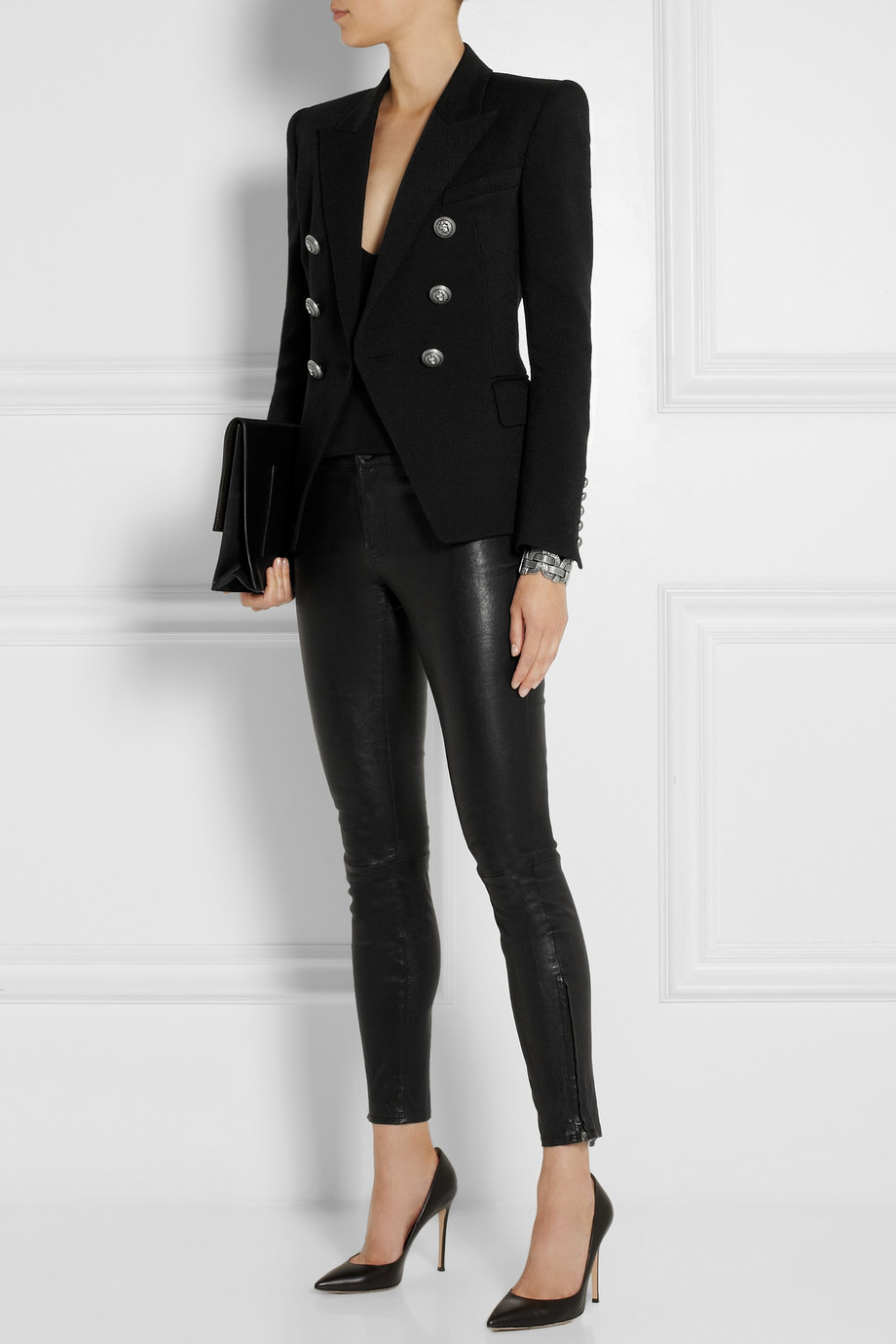 Balmain Jacket Knock Off | Balmain Double Breasted Blazer | Balmain Boots Womens