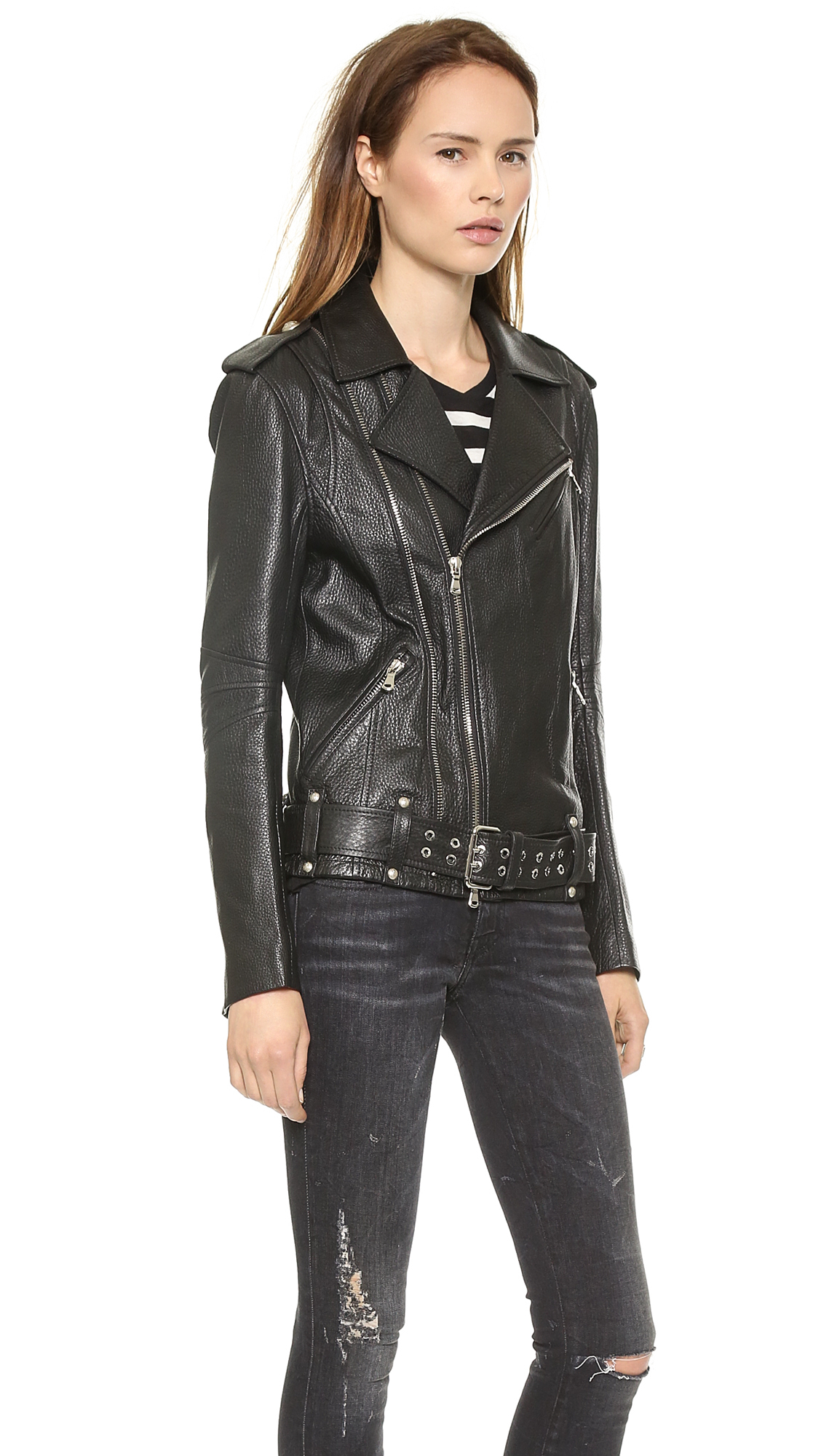 Balmain Leather Jacket | Balmain Mens Leather Jacket | Balmain Women Jeans