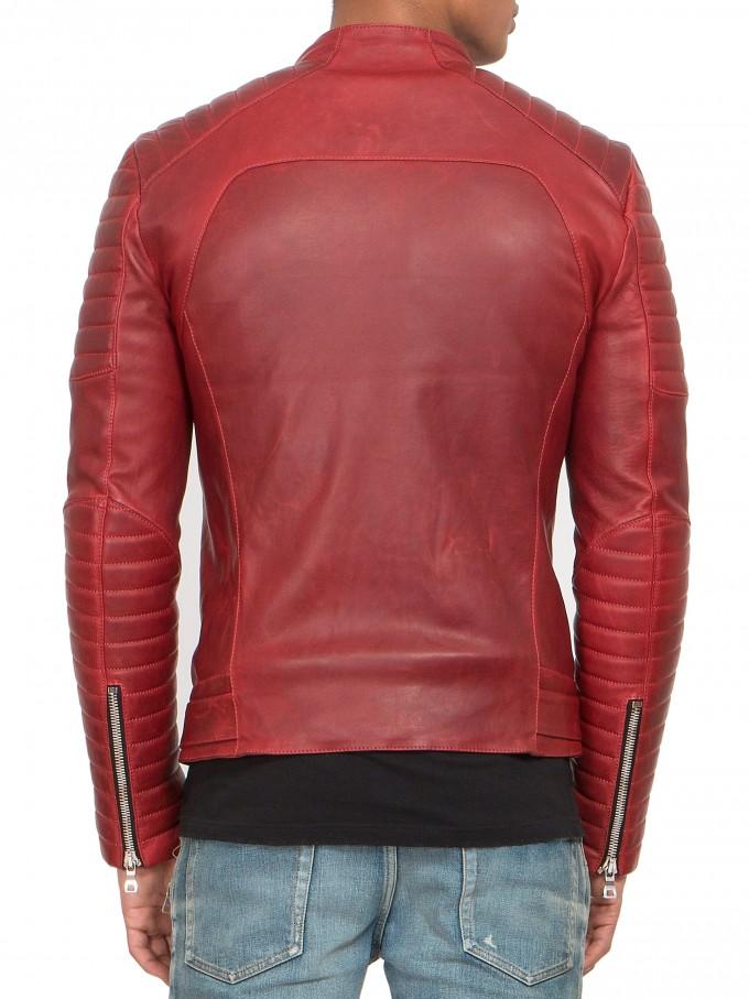 Balmain Leather Jacket | Fake Balmain Jeans | Balmain Boots Men