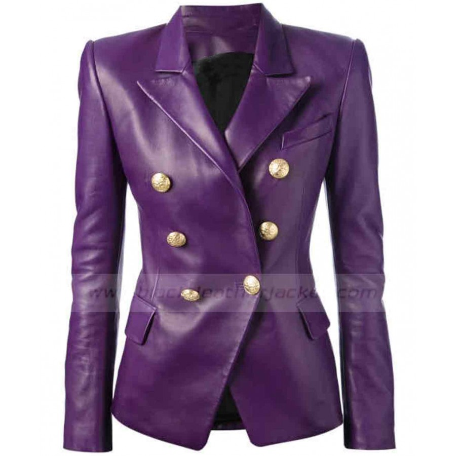 Balmain Shirt Womens | Balmain Double Breasted Blazer | Double Breasted Womens Blazer