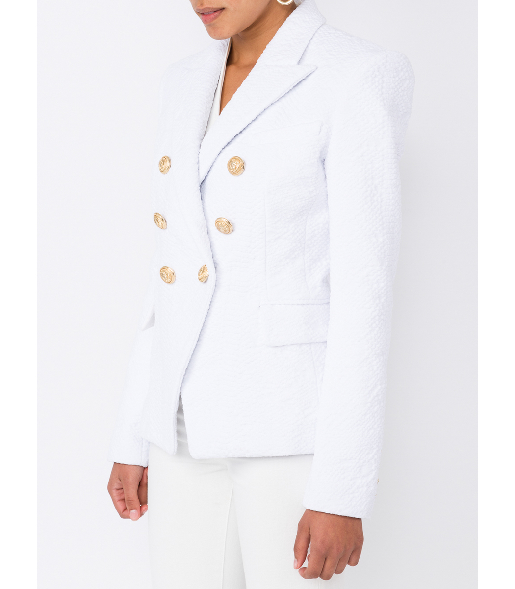 Balmain Size Guide | Balmain Double Breasted Blazer | Balmain Dress Price