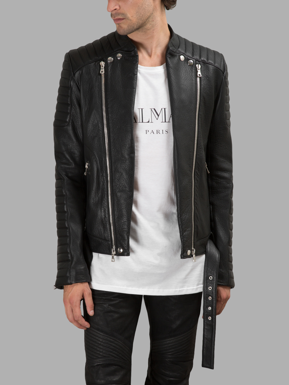 Balmain Sweatshirt | Balmain Dresses | Balmain Leather Jacket