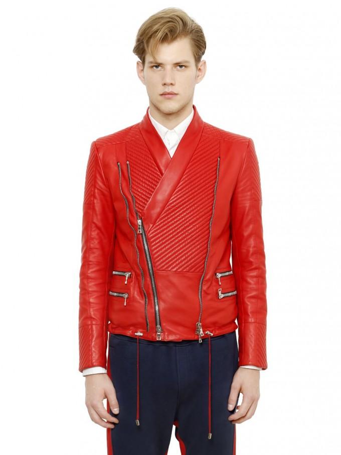 Balmain Wallet | Pierre Balmain Jeans | Balmain Leather Jacket