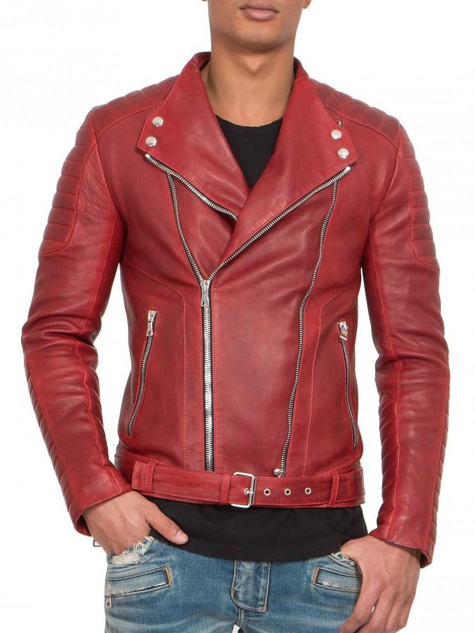 Balmain Zipper | Balmain Leather Jacket | Balmain Sneakers