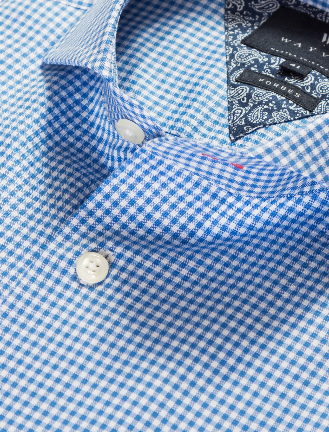 Band Collar Dress Shirts | Cutaway Collar | Extreme Cutaway Shirt
