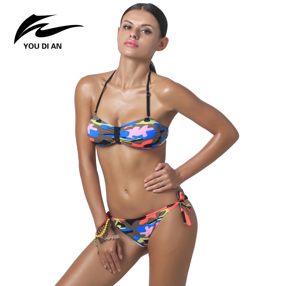 Bandage Bathing Suit | Bandage Bikini | Debby Ryan Bikini